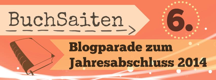 BuchSaiten Jahresabschluss Blogparade